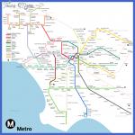 metrolosangeles 150x150 Los Angeles Metro Map