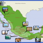 mexico map tourist attractions  2 150x150 Mexico Map Tourist Attractions