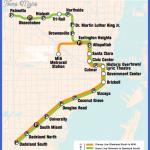 miami metrorail map 150x150 Miami Subway Map