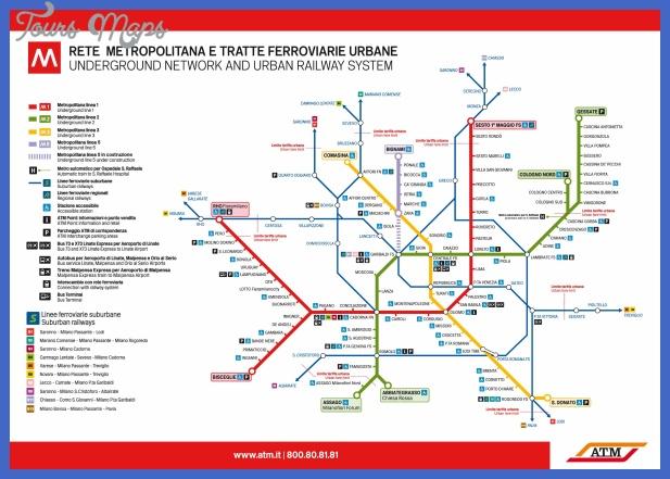 milan subway map Warsaw Subway Map