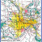 minneapolisst paul metro map  0 150x150 Minneapolis St. Paul Metro Map