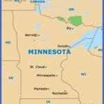 minnesota mn state map 150x150 Minneapolis Map Tourist Attractions