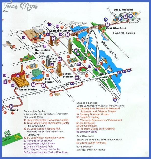mlinkmap1 jpg St. Louis Subway Map