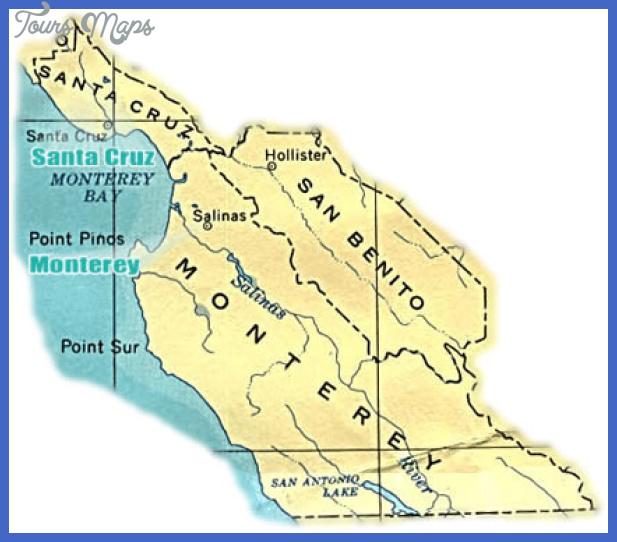 moc map Monterey Metro Map