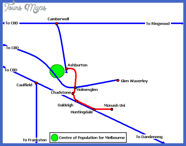 monorailsaustralia chadstonelinkmap png Chad Subway Map