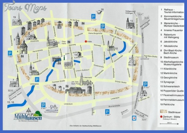Munich Map Tourist Attractions ToursMapsCom – Munich City Map Tourist