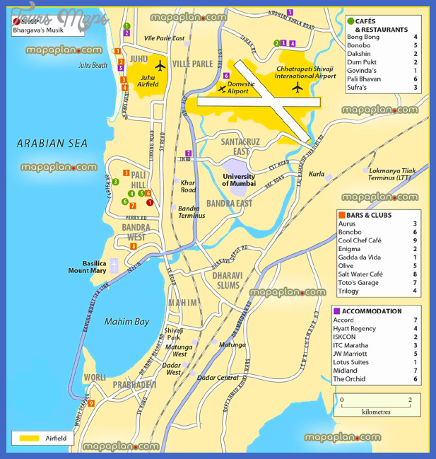 mumbai top tourist attractions map 16 northern suburb visitor detailed virtual printable guide download sightseeing tour guide high resolution Mumbai Map Tourist Attractions