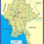 myanmarmap 150x150 Burma Map Tourist Attractions