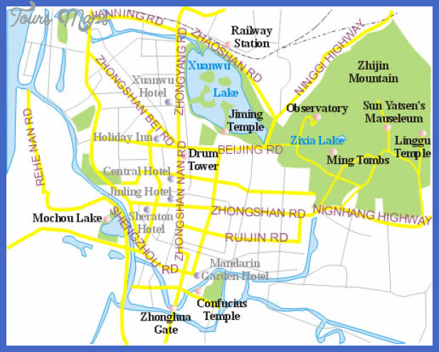 nanjing city map Cambodia Subway Map