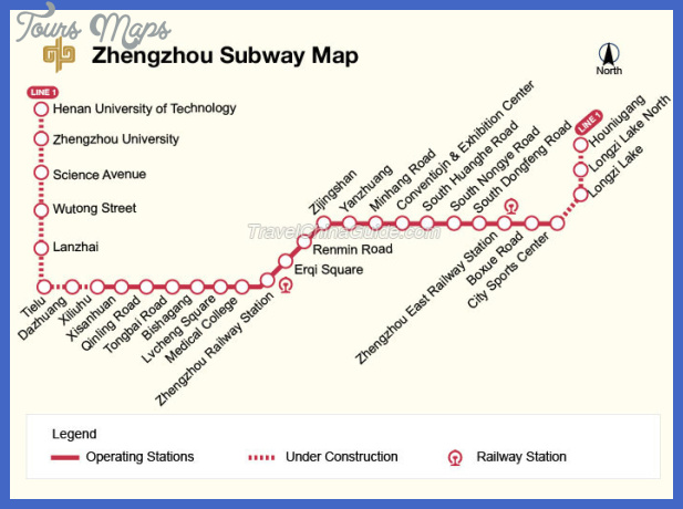 nanyang subway map  1 Nanyang Subway Map