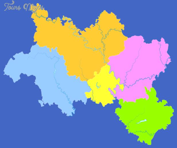 neijiang map  3 Neijiang Map