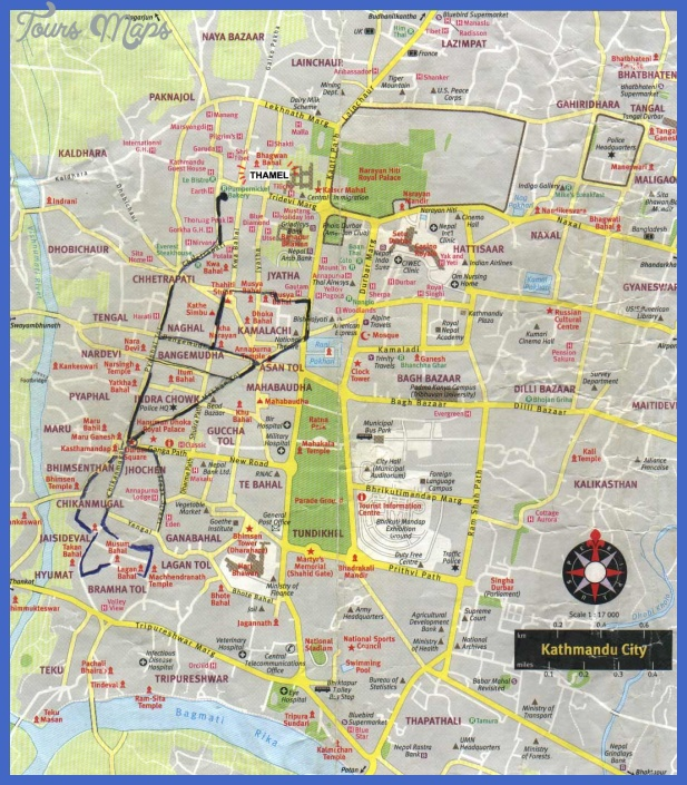 nepal metro map  6 Nepal Metro Map