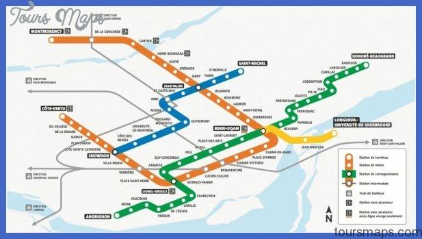 new metro map 1000x553 Montreal. Metro Map
