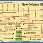 new orleans old quarter map 150x150 New Orleans Map Tourist Attractions