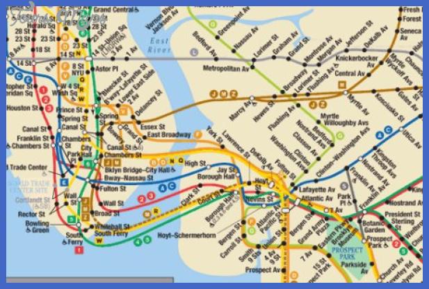 new subway map480 Jacksonville Subway Map