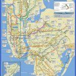 new york city subway map large 150x150 New York Metro Subway Map