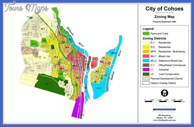 New York City Zoning Map Map Travel Holiday Vacations - Town of sweden zoning map