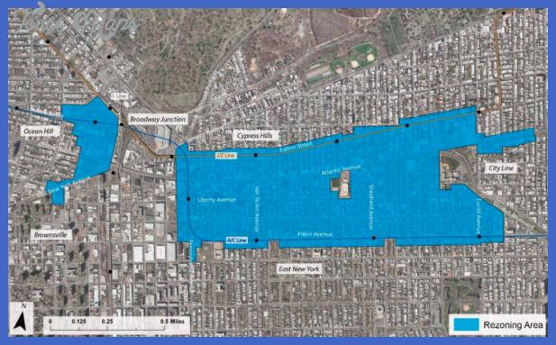 new york city zoning map 10 New York city zoning map