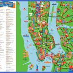 new york map for tourists  0 150x150 New York map for tourists