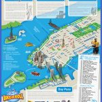 new york map for tourists  4 150x150 New York map for tourists