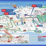 new york map for tourists  6 150x150 New York map for tourists