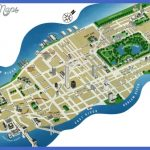 new york map for tourists  7 150x150 New York map for tourists