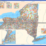 new york map zip codes  6 150x150 New York map zip codes