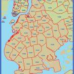 new york map zip codes  7 150x150 New York map zip codes