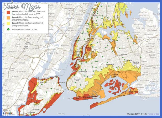 new york map zones  4 New York map zones