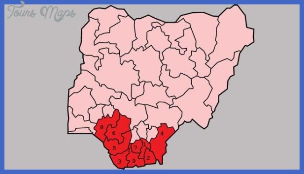 niger delta map 640x360 Niger Metro Map