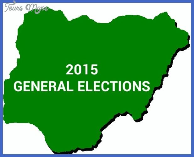 nigeria map election Nigeria Metro Map
