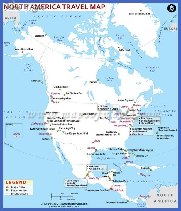 Colombia Map Tourist Attractions ToursMapscom