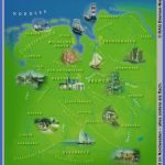 northwest germany tourist map 150x150 Germany Map Tourist Attractions