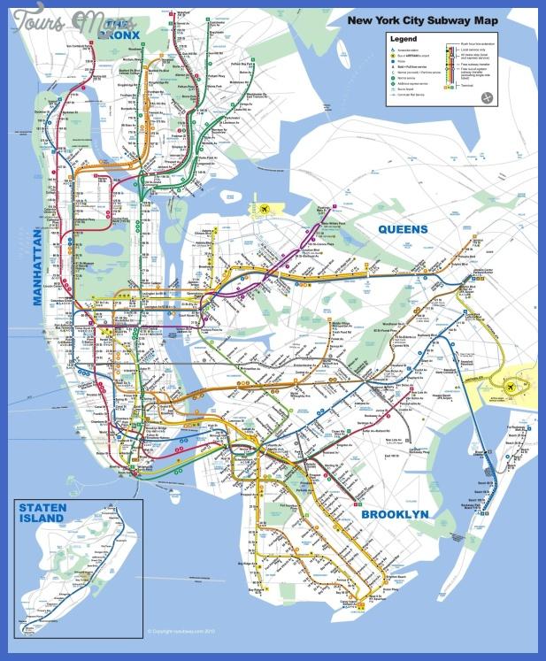 nyc subway map 2010 Long Beach Subway Map
