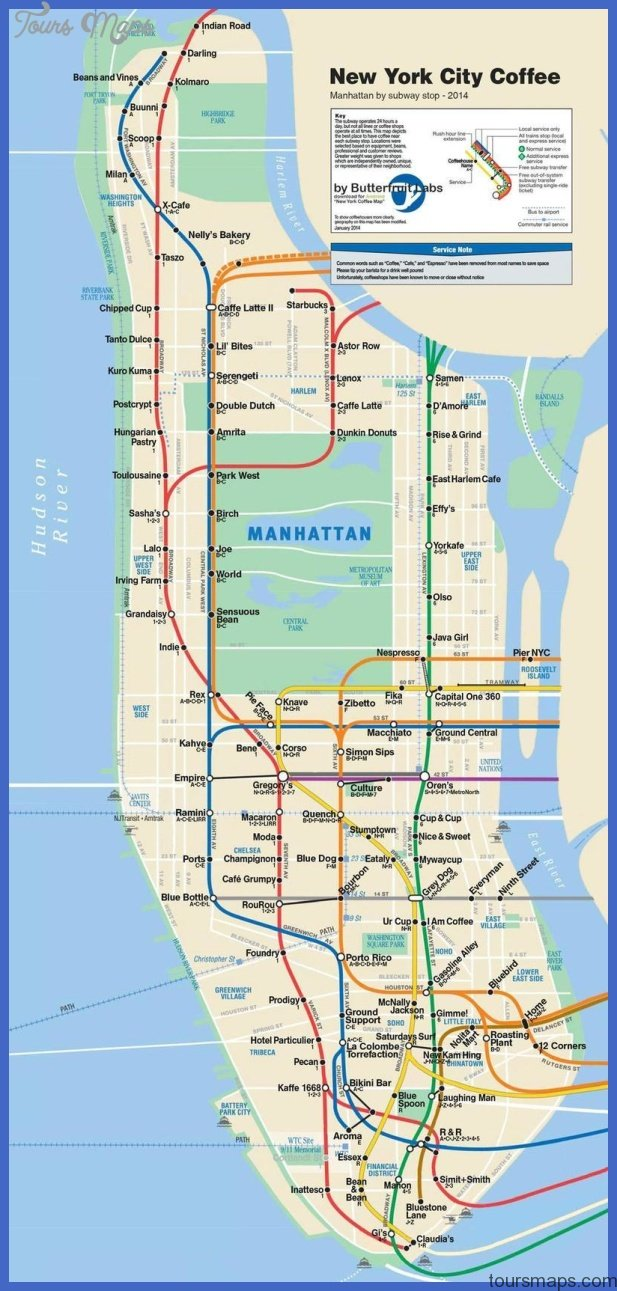 nyc coffee subway map Milwaukee Subway Map