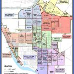 oxnard neighborhoods map 500x637 150x150 Bakersfield Metro Map