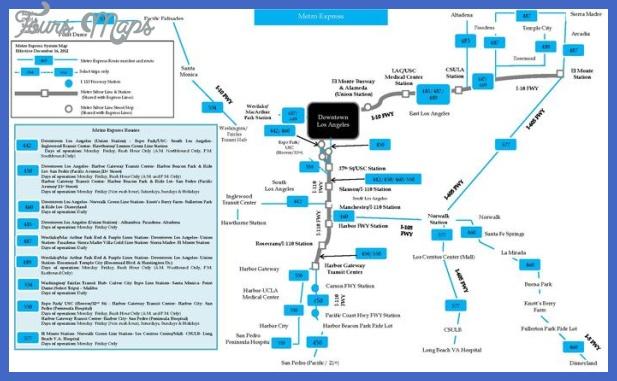 page1 700px metro express system map pdf Anaheim Subway Map