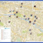 paris attractions map large 1 150x150 France Map Tourist Attractions