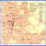 patan lalitpur kathmandu valley map 150x150 Nepal Map Tourist Attractions