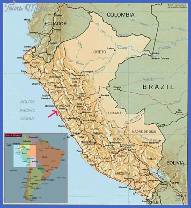 peru map1 Peru Subway Map