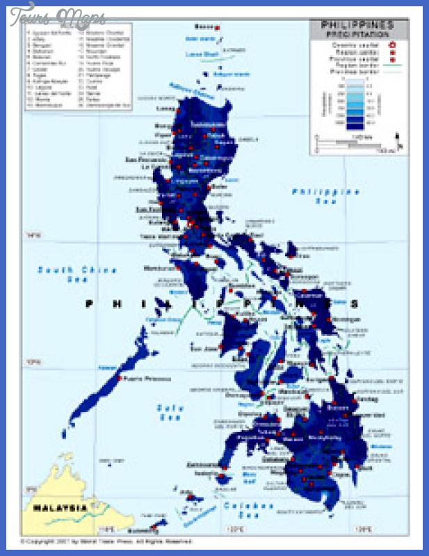 philip precip Philippines Subway Map
