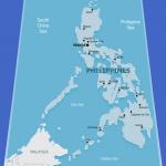 philippinesphysicalmap 150x150 Philippines Map