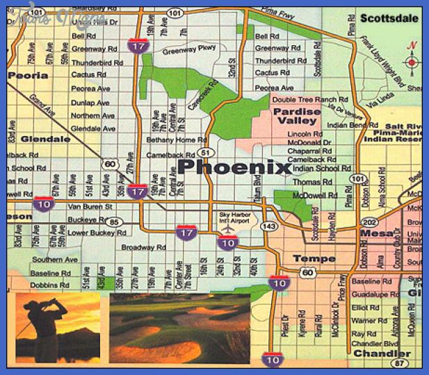 phoenix subway map  0 Phoenix Subway Map