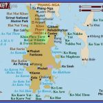 phuket place to stay map 150x150 Thailand Map Tourist Attractions
