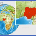 physical location map of nigeria 150x150 Nigeria Metro Map