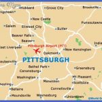 pittsburgh map 150x150 Pittsburgh Map Tourist Attractions