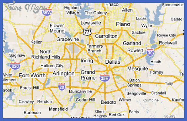 plano mover map wide Plano Map