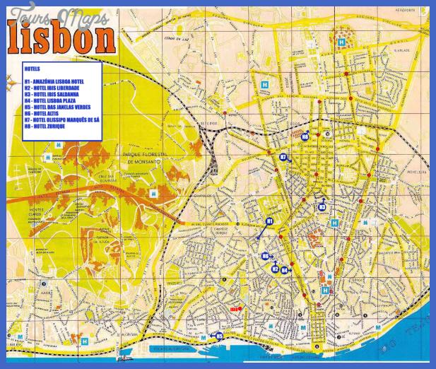 planta lisboa3 Portugal Subway Map