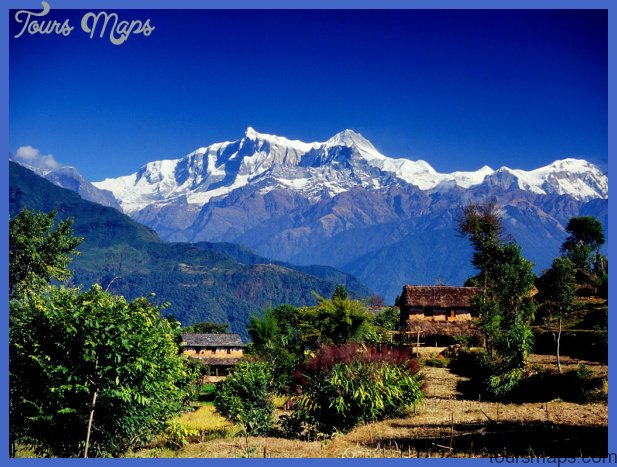 pokhara Best asian country to visit
