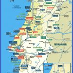 portugal tourist map 1 150x150 Portugal Map